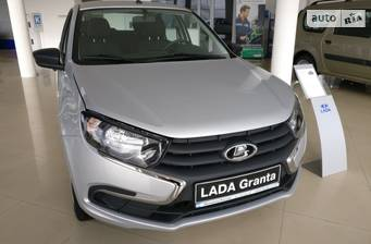 Lada Granta 1.6 МТ (87 л.с.) 2019