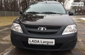 Lada Largus 1.6 MT (87 л.с.) 2017