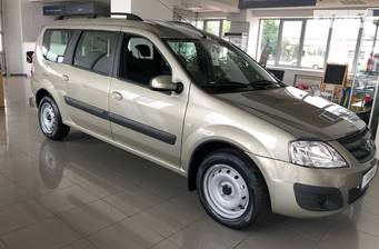 Lada Largus 2019 Luxe A2N/T29