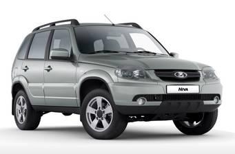 Lada Niva 1.7 MT (80 л.с.) 2020