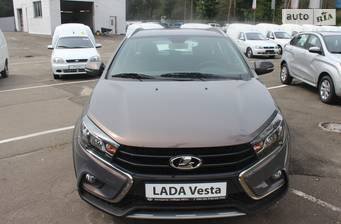 Lada Vesta Cross 1.8 AT (122 л.с.) 2018
