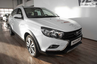 Lada Vesta Cross 1.6 MT (106 л.с.) GFK11 2020