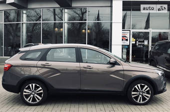 Lada Vesta Cross 1.6 MT (106 л.с.) 2019