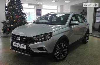 Lada Vesta Cross 1.8 MT (122 л.с.) GFK33 2019