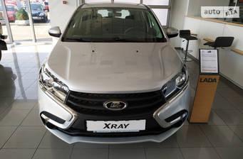 Lada XRay 1.6 MT (106 л.с.) 2020