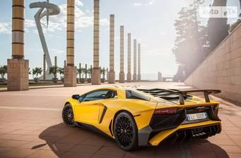 Lamborghini Aventador 2018 LP 750-4