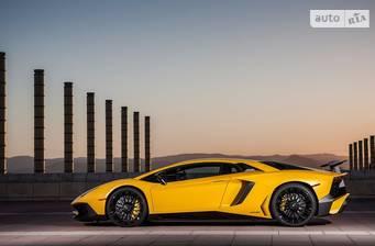 Lamborghini Aventador SV 6.5 AТ (751 л.с.) 2018