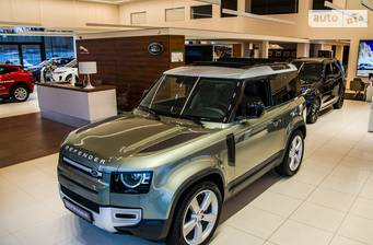 Land Rover Defender 2021 First Edition