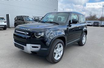 Land Rover Defender 90 D200 AT (200 л.с.) 2021