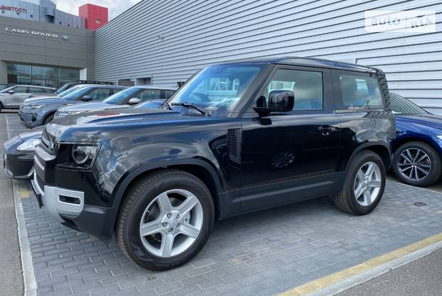 Land Rover Defender Individual