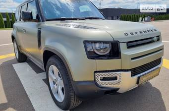 Land Rover Defender 110 3.0D AT (300 л.с.) 2021