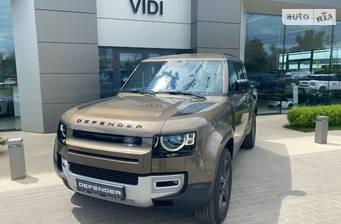 Land Rover Defender 110 3.0D AT (250 л.с.) 2021