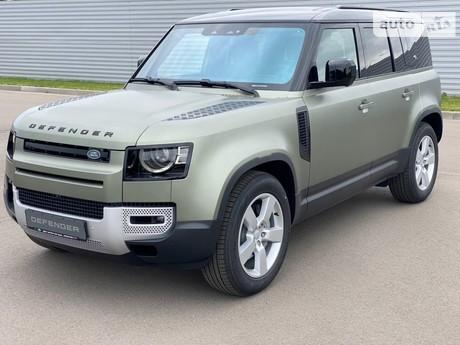 Land Rover Defender 2021