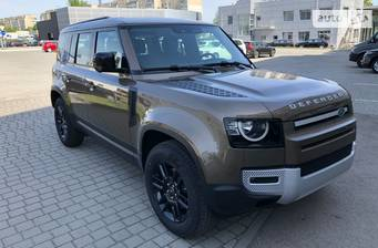 Land Rover Defender 110 D240 AT (240 л.с.) 2020