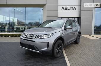 Land Rover Discovery Sport D150 2.0 АT (150 л.с.) AWD 2021