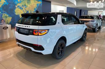 Land Rover Discovery Sport 2021 R-Dynamic S