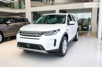 Land Rover Discovery Sport 2.0D АT (163 л.с.) AWD 2021