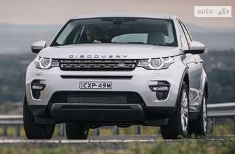 Land Rover Discovery Sport 2.0TD4 АT (150 л.с.) AWD SE 2018
