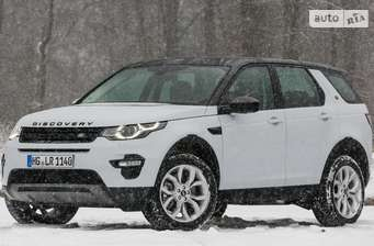 Land Rover Discovery Sport 2.0TD4 АT (240 л.с.) AWD HSE 2019