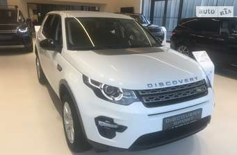 Land Rover Discovery Sport 2.0TD4 АT (150 л.с.) AWD Pure 2018