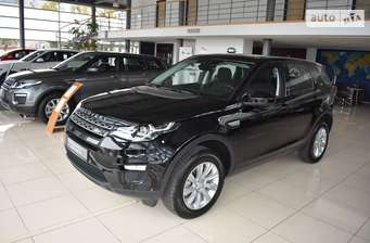 Land Rover Discovery Sport S 2018