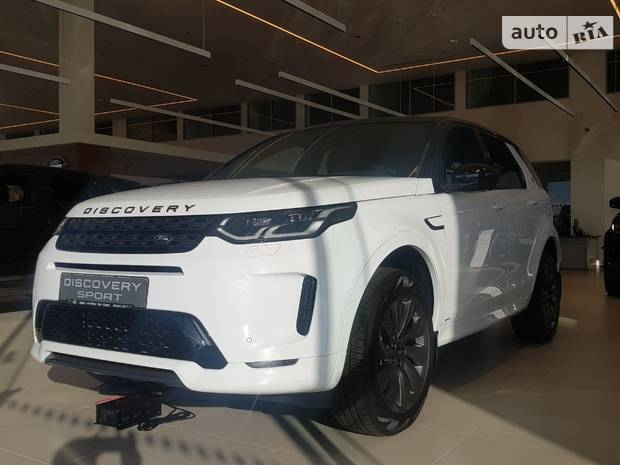 Land Rover Discovery Sport R-Dynamic SE