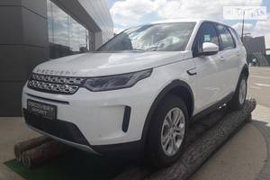 Land Rover Discovery Sport D150 2.0 АT (150 л.с.) AWD S 2020