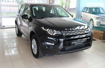 Land Rover Discovery Sport 2.0TD4 АT (150 л.с.) AWD S 2017