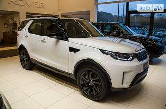 Land Rover Discovery 3.0 SD4 AT (306 л.с.) 4WD 2020