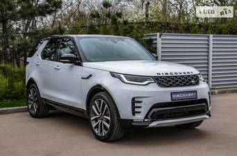 Land Rover Discovery 3.0 SD4 AT (306 л.с.) 4WD 2021