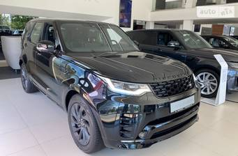 Land Rover Discovery 5 3.0TD AT (258 л.с.) 4WD 2021