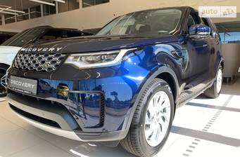 Land Rover Discovery 3.0 D250 AT (250 л.с.) AWD MHEV 2021
