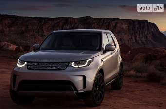 Land Rover Discovery 5 3.0TD AT (258 л.с.) 4WD SE 2018