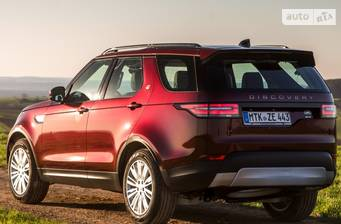 Land Rover Discovery 2020 S