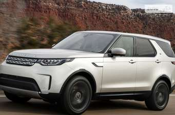 Land Rover Discovery 5 2.0TD AT (180 л.с.) 4WD S 2017