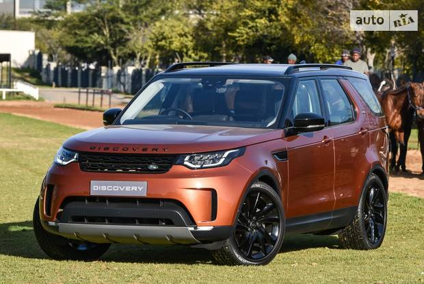 Land Rover Discovery First Edition