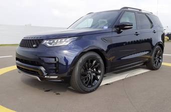 Land Rover Discovery 2.0 SD4 AT (240 л.с.) AWD 2020