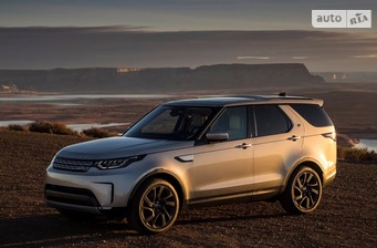 Land Rover Discovery 5 3.0TD AT (258 л.с.) 4WD SE 2017