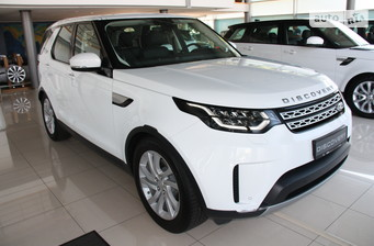 Land Rover Discovery 5 3.0TD AT (258 л.с.) 4WD HSE 2017