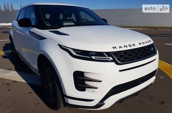 Land Rover Range Rover Evoque 2021 R-Dynamic Base