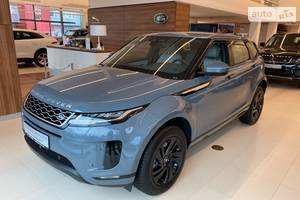 Land Rover Range Rover Evoque 2.0 Td4 AT (180 л.с.) AWD S 2020