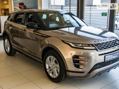 Land Rover Range Rover Evoque 2022