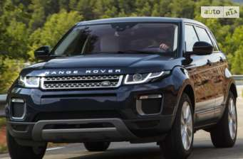 Land Rover Range Rover Evoque 2.0D AT (180 л.с.) AWD SE 2018