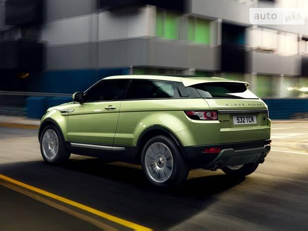 Land Rover Range Rover Evoque SE Dynamic