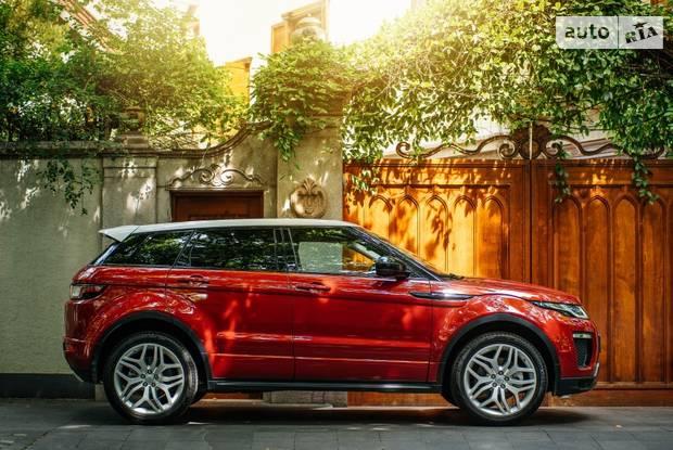 Land Rover Range Rover Evoque HSE Dynamic