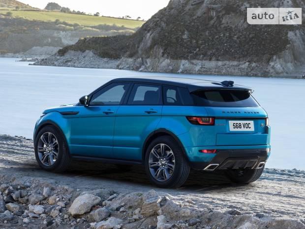 Land Rover Range Rover Evoque SE LandMark Dynamic