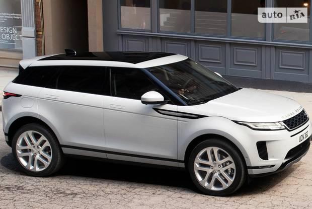 Land Rover Range Rover Evoque R-Dynamic SE