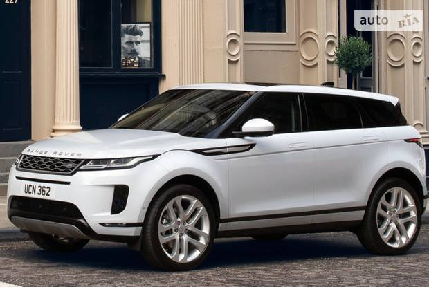 Land Rover Range Rover Evoque Base