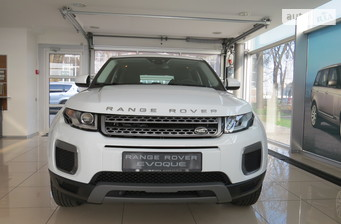 Land Rover Range Rover Evoque 2.0D AT (150 л.с.) AWD Pure 2017
