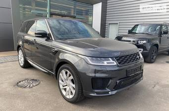 Land Rover Range Rover Sport 5.0 S/C AT (525 л.с.) AWD 2019
